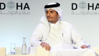 وزير خارجية قطر: أنهينا إصلاحات فنية في مطار كابول بالتعاون مع تركيا