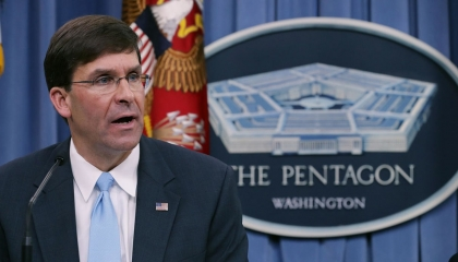 وزير الدفاع الأمريكي: تركيا لن تحصل على مقاتلات «إف 35»