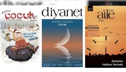 «الشؤون الدينية» التركية تنفق 8 ملايين ليرة على 3 مجلات