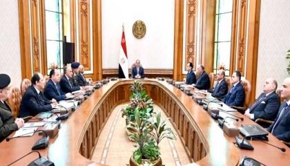 اجتماع عاجل لمجلس الأمن القومي المصري بعد قرار البرلمان التركي بشأن ليبيا