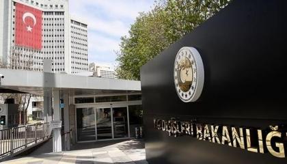 الخارجية التركية تحذر مواطنينها من السفر للعراق