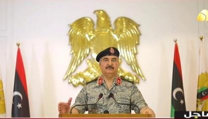 الجيش الليبي يسقط ثالث طائرة تركية مسيرة في أقل من 24 ساعة