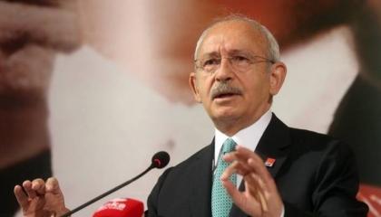 زعيم المعارضة التركية ينتقد أردوغان: لابد من تغيير السياسة الخارجية 180درجة