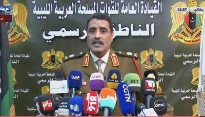 الجيش الليبي: معركة سرت اعتمدت على المفاجأة وسيطرنا على المدينة في 3 ساعات