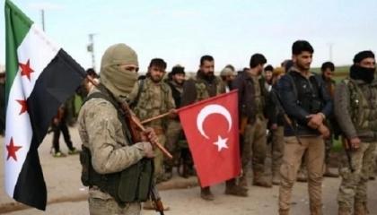 اشتباكات عنيفة بين مرتزقة أردوغان في شرق سوريا لاختلافهم في توزيع السرقات