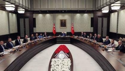خطة «غزو ليبيا» على طاولة أردوغان ووزارئه في أول اجتماع للعام الجديد