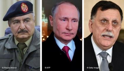 مصر والإمارات حاضرتان.. موسكو تستضيف أطراف النزاع في ليبيا بحثًا عن التسوية