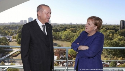 أردوغان يزور ألمانيا  19 يناير لحضور اجتماع دولي من أجل السلام في ليبيا