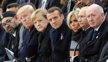 في أحدث تقرير عالمي حول الثقة في رؤساء العالم.. الأتراك يختارون «بوتين»