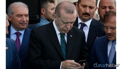 نائب أردوغان يؤكد ادعاءات المعارضة: مستشارو القصر يتجولون بسيارات الرئاسة