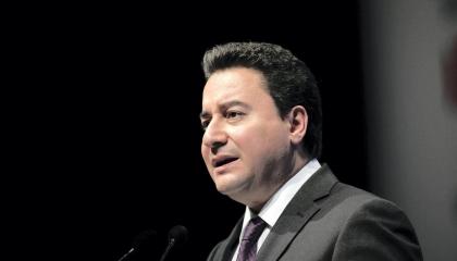 علي باباجان يستعد لإطلاق حزبه الجديد نهاية الأسبوع الجاري