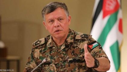 ملك الأردن يحذر المجتمع الدولي: آلاف الدواعش غادروا إدلب وتمركزوا في ليبيا