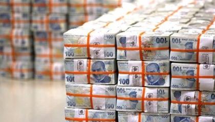 123.7 مليار ليرة تركية عجزًا بميزانية الحكومة المركزية