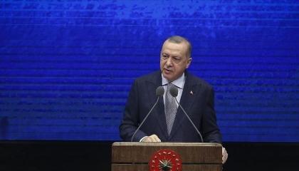أردوغان مراوغًا: نرسل جنودنا إلى ليبيا لضمان استقرار الأمن هناك!