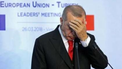 اعتقال مواطن تركي بتهمة إهانة أردوغان