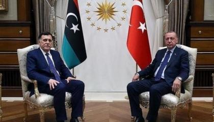 فيديوجراف: دعمًا للسراج.. أردوغان مستمر في إشعال ليبيا