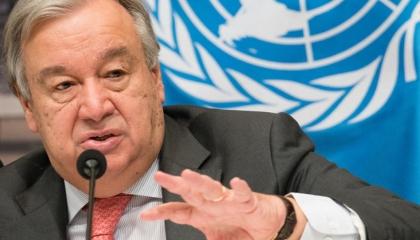 الأمين العام للأمم المتحدة: العالم لن يتحمل انقسامًا بين أكبر قوتين عظميين