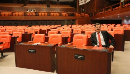 في البرلمان التركي: «الغياب» للجميع وحضور لنائب واحد.. السبب «مدهش»