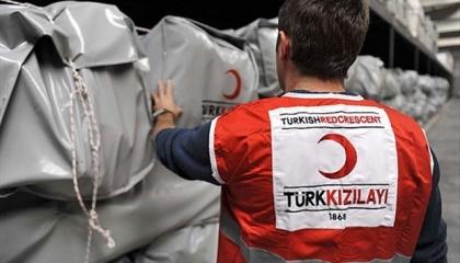 الهلال الأحمر التركي يتبرع بـ8 ملايين دولار لوقف تابع للسلطة الحاكمة
