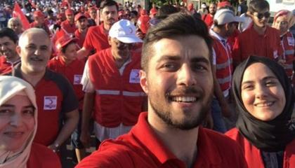 رئيس الهلال الأحمر التركي يعين ابنه نائبًا لـ«شباب المؤسسة»