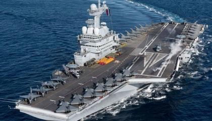 فرنسا ترسل سفنًا حربية لمساندة اليونان في شرق المتوسط ضد تركيا
