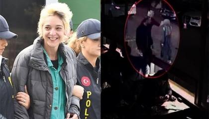 شرطة أردوغان تطلق سراح سيدة مقضي بسجنها 4 سنوت للاعتداء على محجبة بإسطنبول
