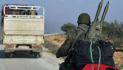 روسيا: مقتل خبراء عسكريين أتراك وروس فى إدلب