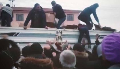 غضب شعبي من حكومة أردوغان بعد إهانتها لضحايا الزلزال المدمر (فيديو)