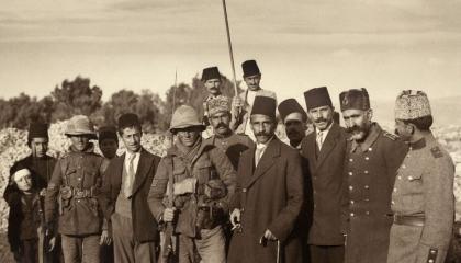ديسمبر 1917.. عندما سلم العثمانيون القدس للصهاينة دون إطلاق رصاصة