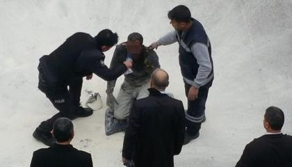 «بوعزيزي تركيا».. مواطن يشعل النيران في جسده بسبب البطالة: أطفالي جائعون