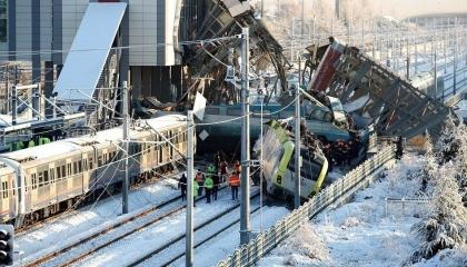ألف و678 ضحية.. حصيلة حوادث القطارات في عهد أردوغان