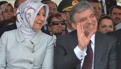 زوجة الرئيس التركي السابق تستعد لمنصب قيادي بحزب علي باباجان الجديد