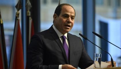 السيسي يعلن مبادرة مصرية لإنهاء الصراع في ليبيا «إذا صدقت النوايا»