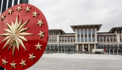 الرئاسة التركية تحظر على الصحفيين سؤال أردوغان عن أموال الهلال الأحمر