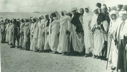 غومة المحمودي.. 25 عامًا من الثورة والنضال ضد الوجود العثمانلي في ليبيا