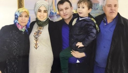 مُعتقلة حامل في «التاسع» تناشد السلطات التركية: أين العدالة؟
