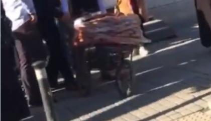 بسبب «السميط».. مشادات بين أهالي إسطنبول الشرطة التركية  (فيديو)
