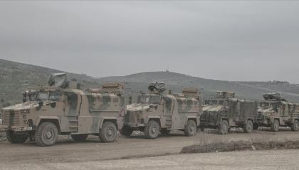 «كورونا» يشل حركة قوات الاحتلال التركي في شمال سوريا