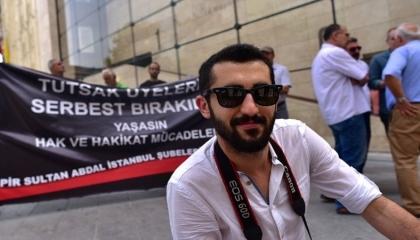 الحكم على الصحفى أورمان بالسجن عاما و 6 أشهر