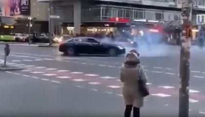 فيديوجراف: «زفة تركي» في برلين تثير غضب الألمان