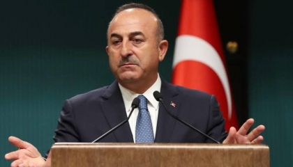 وزير الخارجية التركي: ربما يجتمع القادة حال فشل محادثات موسكو بشأن إدلب