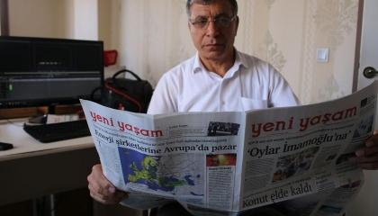 تركيا تعتقل صحفيًا وقياديًا معارضًا من مدينة ديار بكر دون سبب