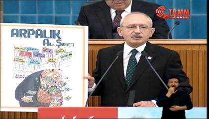 زعيم المعارضة التركية يفضح جشع رجال أردوغان: يتقاضون رواتب من 4 و5 أماكن