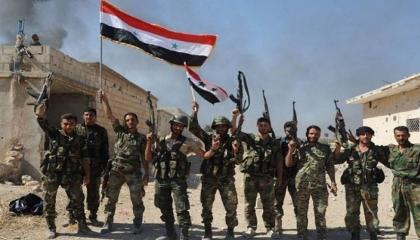 الجيش السوري يصد هجومًا معاديًا بالقرب من مدينة جبلة