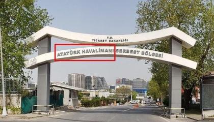 بقرار من أردوغان.. حذف اسم «مطار أتاتورك» من المنطقة الحرة بإسطنبول