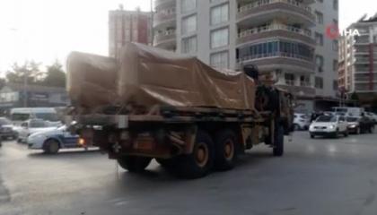 تركيا ترسل قاذفات صواريخ إلى الحدود السورية