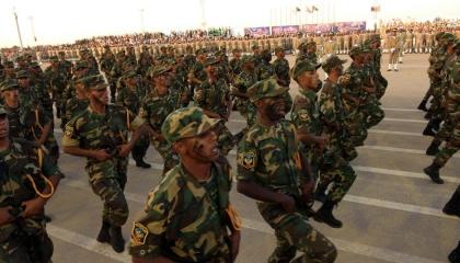 الجيش الليبي يضبط 13 إرهابيًا في محاور طرابلس من بينهم مرتزقة أتراك