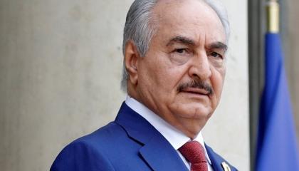 قيادة الجيش الليبي: مباحثات إيجابية بين حفتر والأمين العام للأمم المتحدة