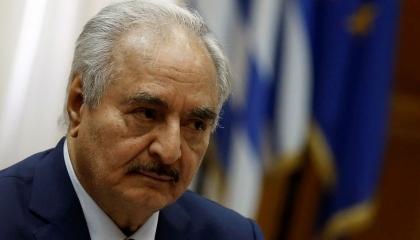 حفتر: الشعب الليبي سيلقن الغازي التركي درسًا قاسيًا ولن نسمح بالاستعمار