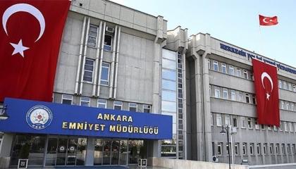 تركيا تعتقل 3 أشخاص في أنقرة بحجة الانتماء لحزب العمال الكردستاني